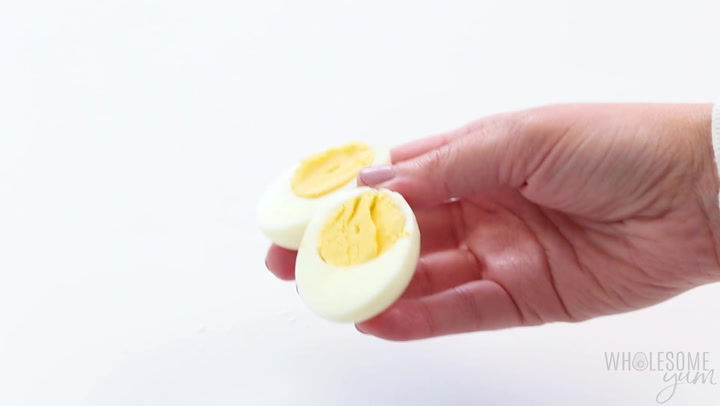 Perfect Baked Hard Boiled Eggs In The Oven