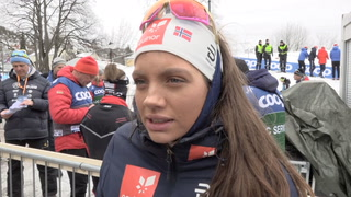 Kristine Stavås Skistad: - Følte meg ikke i form