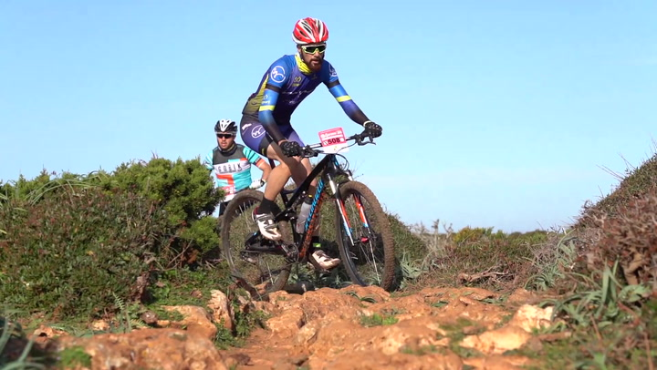 3e73a6d72c8 The competition, which gathered more than 300 participants, has three  categories: mountain biking, trail running and a shorter run called the  Experience ...