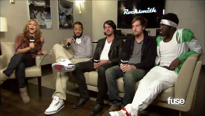Shows: Top 20: Gym Class Heroes' Music Video Knowledge Put To The Test