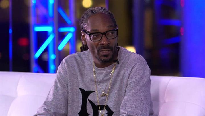 Snoop Dogg Talks Youth Football League