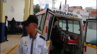 Accidente de tránsito deja varios heridos en Danlí