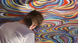 See Inside Artist Markus Puskar's Mind at the Funkhouse