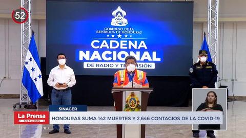 Noticiero: Amplían toque de queda en Honduras por coronavirus