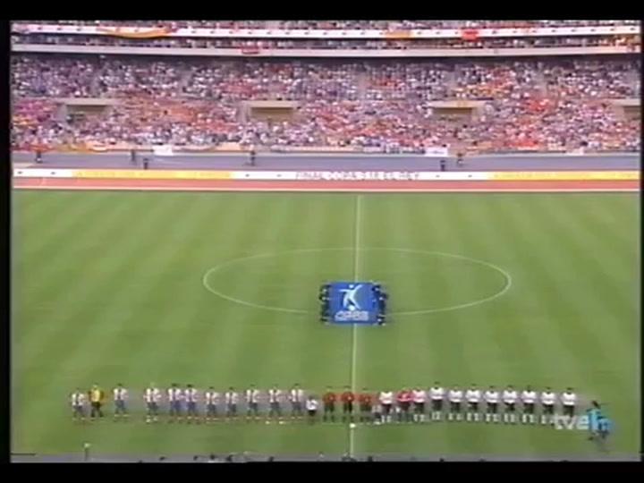 Final de Copa 1999, Valencia-Atlético de Madrid en La Cartuja
