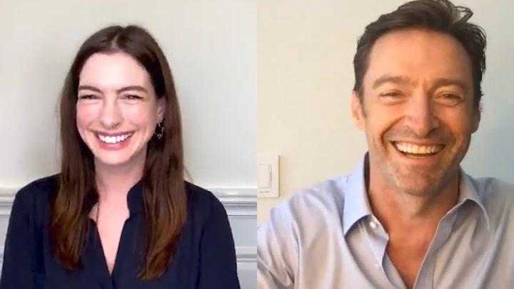 Anne Hathaway And Hugh Jackman On Les Miz Fave Directors Variety