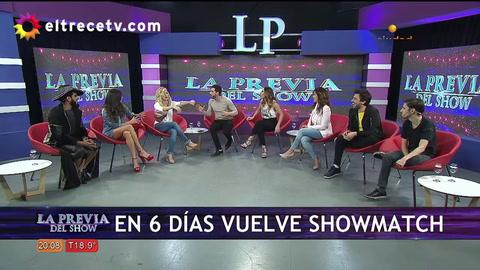 Laurita Fernández reveló detalles del grupo del WhatsApp del jurado del Bailando 2018