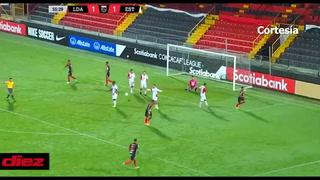 Liga Alajuelense y Alex López se clasifican a semifinales de Liga Concacaf tras eliminar a Real Estelí
