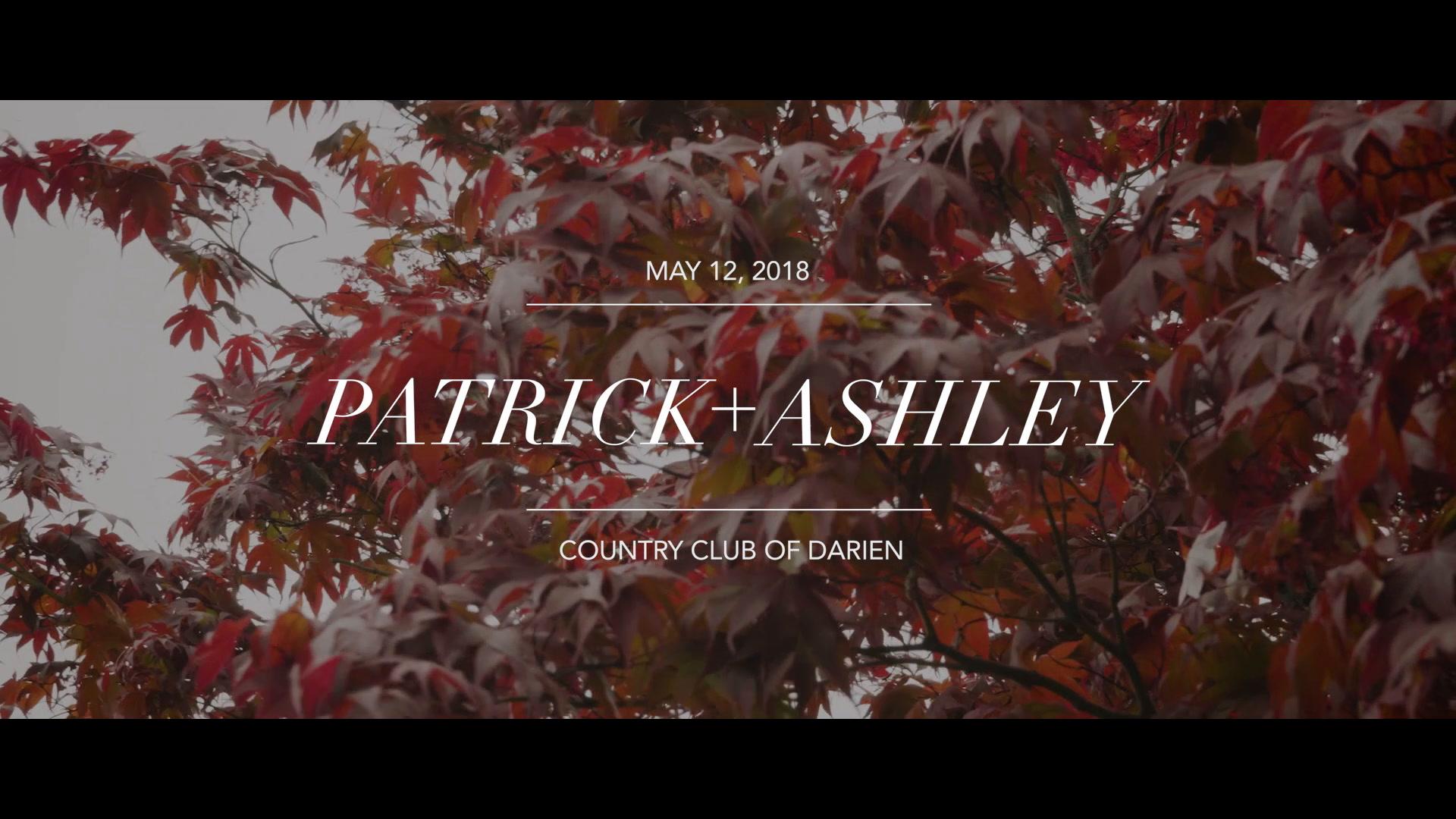 Patrick + Ashley | Darien, Connecticut | Country Club of Darien