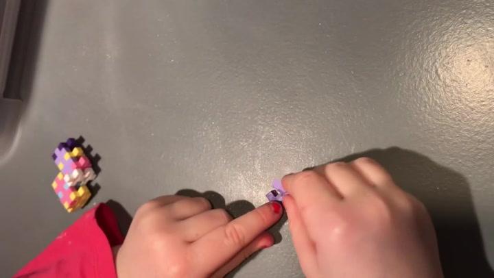 Hvordan lage en snurrebass av PlusPlus
