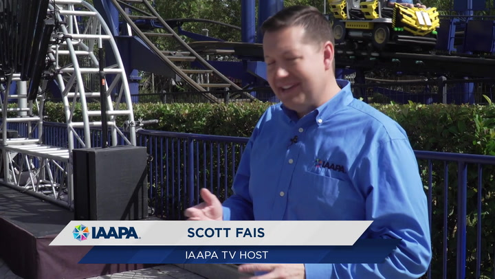 IAAPA Expo Going On now! – Amplive
