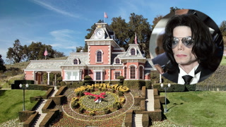 A Real Estate Thriller: Can a Massive Price Cut Sell Michael Jackson's 'Neverland'?