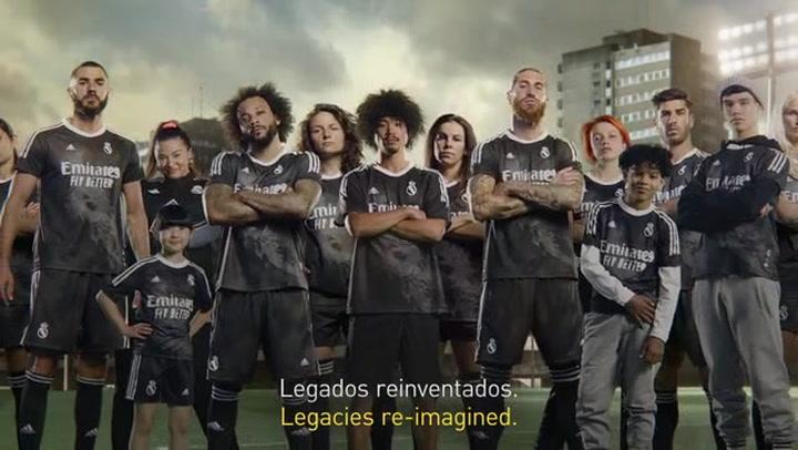El Real Madrid estrenará camiseta en el Clásico
