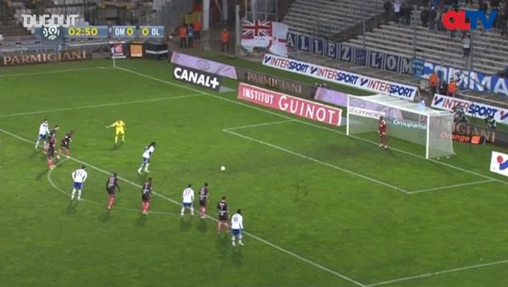 Hat-trick Heroes: Bafetimbi Gomis Vs Olympique de Marseille