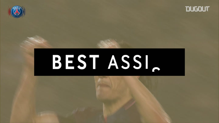 Best Assists: Thomas Meunier Vs Guingamp