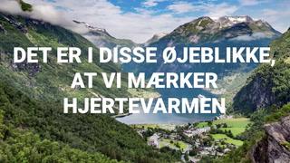 Danskene gnir det inn: «Takk for kampen, Norge»