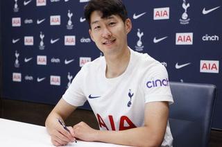 Tottenham renueva a figura del club ante la inminente salida de Kane: Son Heung-min hasta 2025