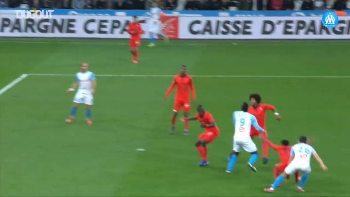 OM's top five goals vs Nice