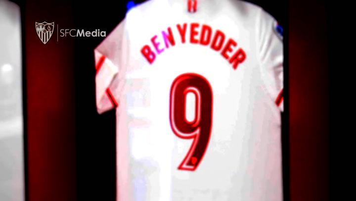 El Sevilla da las gracias a Ben Yedder