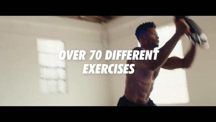 Nucleus Core, entrena en casa como un atleta