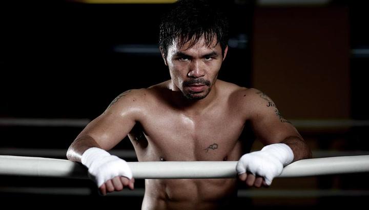 Así es el exigente entrenamiento de Manny Pacquiao