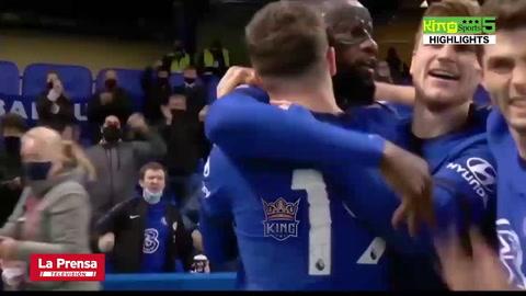 Chelsea 2-1 Leicester City (Premier League de Inglaterra)