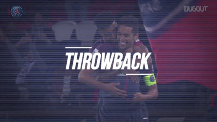 Throwback: PSG Hit Four Against Guingamp