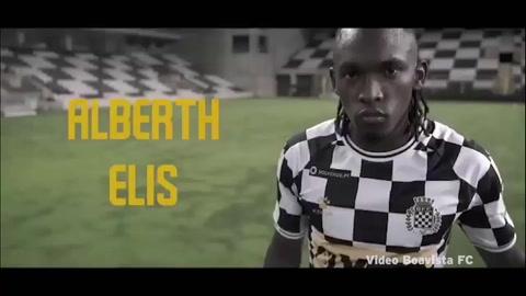 El Boavista de Portugal hace oficial el fichaje de Alberth Elis con espectacular video