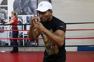 "Shawn Porter on Errol Spence Jr. ""I do think he's met his match."""