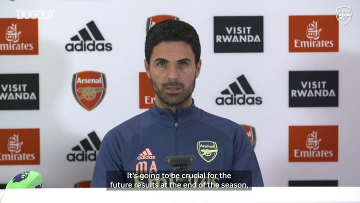 Arteta previews tough Sheffield United clash and how Arsenal can make the Emirates a fortress