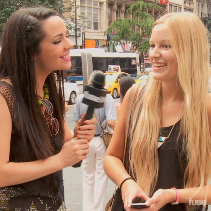Lady Gaga vs. Katy Perry, Fuse Asks New Yorkers