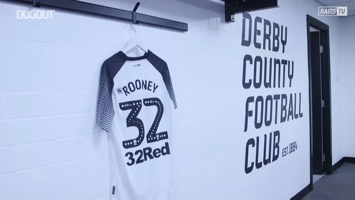 Wayne Rooney: From player to manager at Derby County