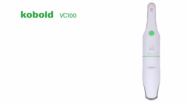 Preview image of Vc100 Kobold Handheld Vacuum Cleaner video