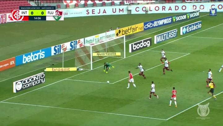Highlights: Internacional 1-2 Fluminense