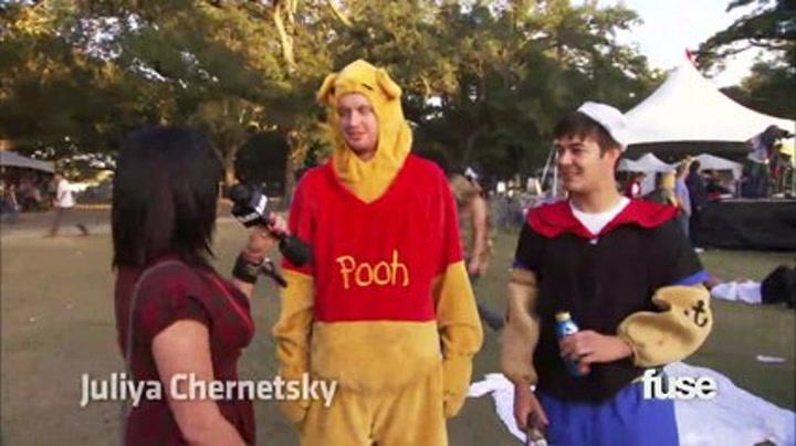 Top Halloween Costumes - Voodoo 2010