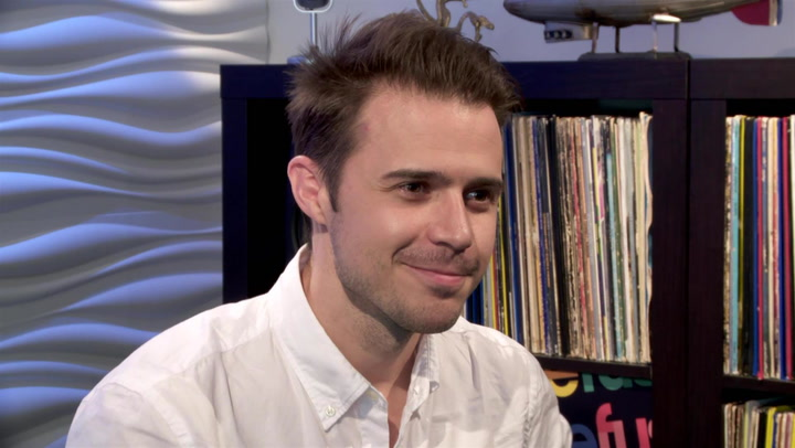 Kris Allen On Why You Need Friend and Family Time: Life Lessons