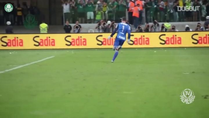 Grandes momentos de Fernando Prass pelo Palmeiras