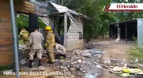 Bodega de cohetería explota en La Paz; solo deja pérdidas materiales