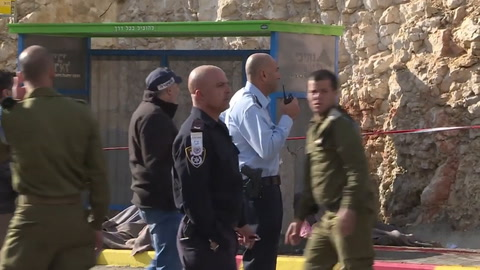Dos israelíes y tres palestinos mueren en diferentes ataques