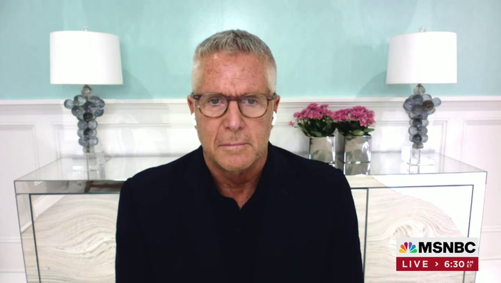 Donny Deutsch to Vaccine Skeptics: 'You're Killing Yourself, You're Killing Other People'