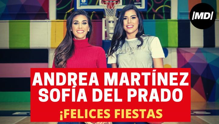 Andrea Martínez y Sofía del Prado: Dos Miss España superaron el bullying gracias al basket