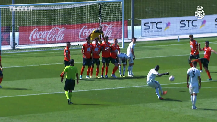 Vinicius Junior Is On Fire With Real Madrid Castilla