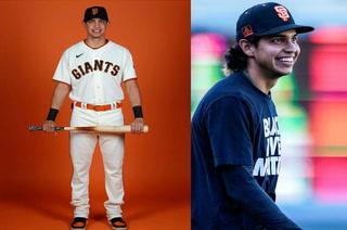 Mauricio Dubón se prepara para su tercera temporda en la MLB con los Gigantes