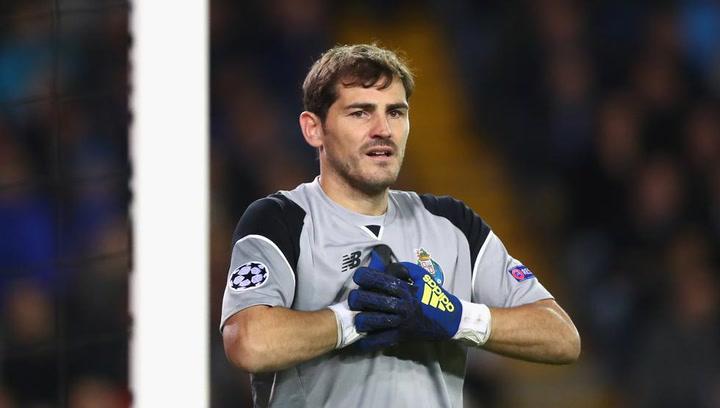 """Casillas: """"Veo difícil que se pueda mantener los dos metros de distancia"""""""