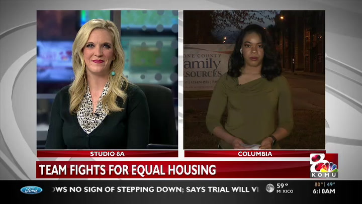 Columbia Inclusive Housing