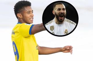 'Choco' Lozano cuenta la anécdota con Karim Benzema tras el gol que le hizo a Real Madrid