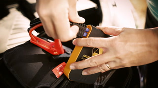 Car jump starter / mobile charger