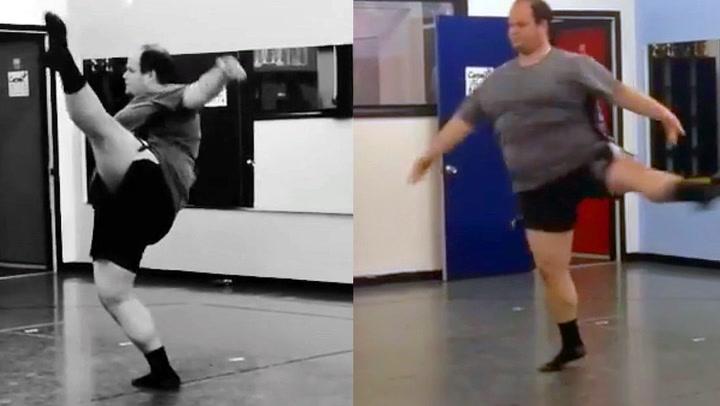 Dansende Erik knuser alle fordommer