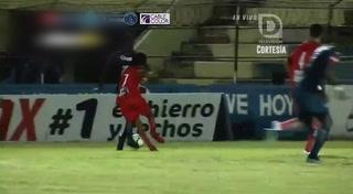 Vida 1-2 Motagua (Liga Nacional de Honduras 2018)
