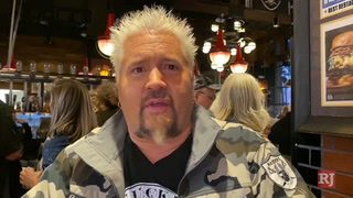Guy Fieri reflects on the Las Vegas dining scene